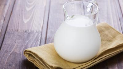 melk i mugge