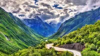 Stryn sogn og fjordane